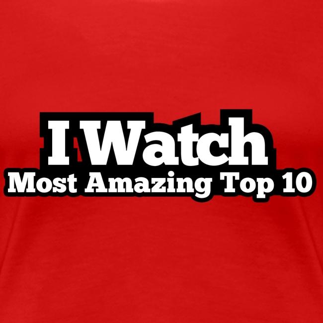 Women's Premium T-Shirt - Top 10