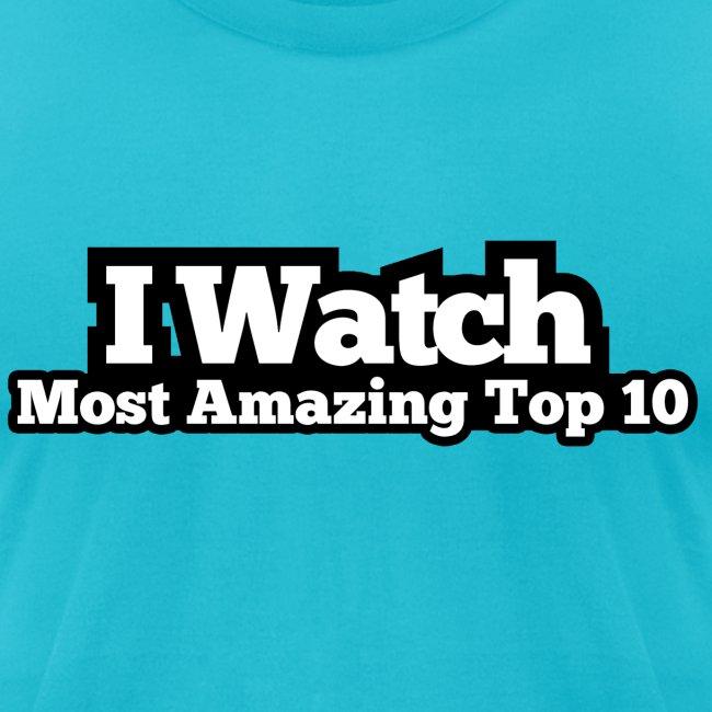 Men's T-Shirt - Top 10
