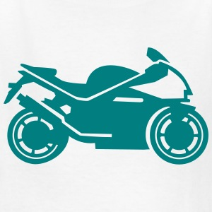 Motorcycle Kids' Shirts - Kids' T-Shirt