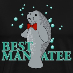 Wedding Manatee, Best Man