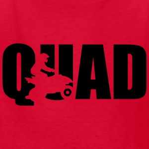 Quad Kids' Shirts - Kids' T-Shirt