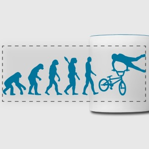 BMX Mugs & Drinkware - Panoramic Mug