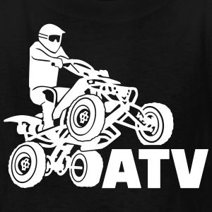 ATV Kids' Shirts - Kids' T-Shirt
