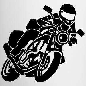 Motorcycle Mugs & Drinkware - Coffee/Tea Mug