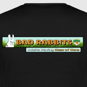 Bad Rabbits Clan Black Shirt - Men's Premium T-Shirt