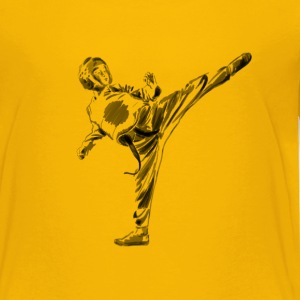 taekwondo Baby & Toddler Shirts - Toddler Premium T-Shirt