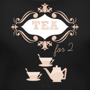 Tea for 2 romantic love - Women's Maternity T-Shirt