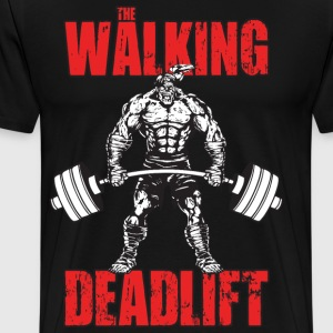 The Walking Deadlift T-Shirts - Men's Premium T-Shirt