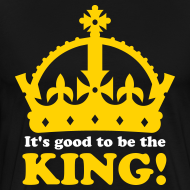 Design ~ It's good to be the King!