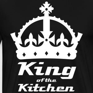 King or Queen Crown T-Shirts - Men's Premium T-Shirt