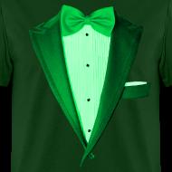 Design ~ St. Paddys Green Tuxedo Tux