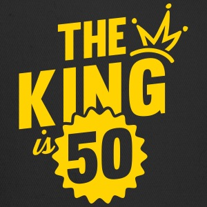 THE KING IS 50 Sportswear - Trucker Cap