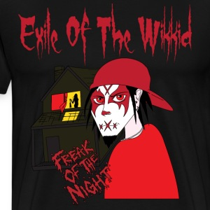 Exile Freak Of The Night  - Men's Premium T-Shirt