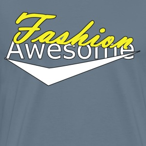 Fashion quote - Men's Premium T-Shirt