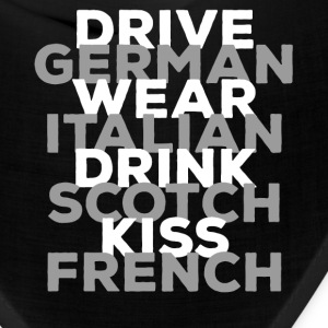 Drive German - Bandana