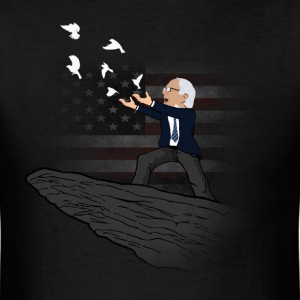 Magic Birdie Sanders T-Shirts - Men's T-Shirt