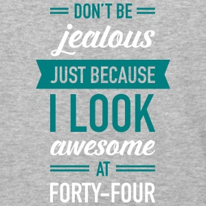 Awesome At Forty-Four T-Shirts - Baseball T-Shirt