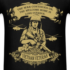 Veterans  - Vietnam Veterans - Men's T-Shirt