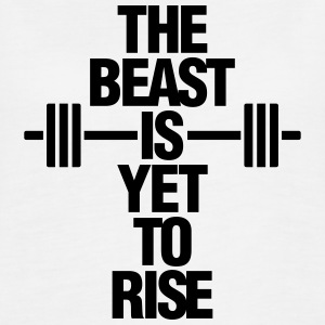 THE BEAST IS YET TO RISE - Women's Flowy Muscle Tank by Bella