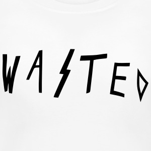 WASTED Women's T-Shirts - Women's Maternity T-Shirt