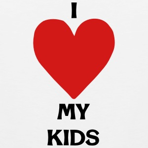 I LOVE MY KIDS Sportswear - Men's Premium Tank