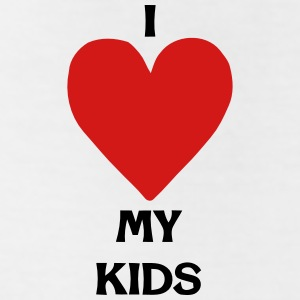 I LOVE MY KIDS Bottoms - Leggings by American Apparel