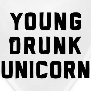 YOUNG DRUNK UNICORN Caps - Bandana