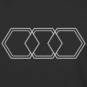 Hexagon Baseball T!! - Baseball T-Shirt