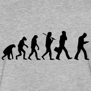 WORKING EVOLUTION T-Shirts - Fitted Cotton/Poly T-Shirt by Next Level