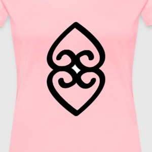 Two Hearts - Women's Premium T-Shirt