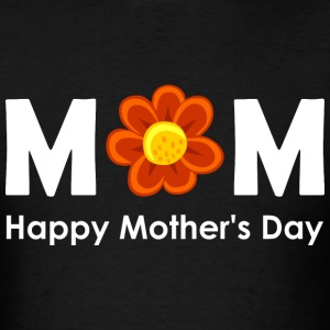 Happy Mothers Day 3 (dark) T-Shirts - Men's T-Shirt