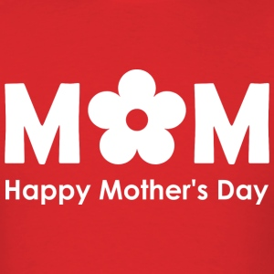 Happy Mothers Day 1 (dark) T-Shirts - Men's T-Shirt