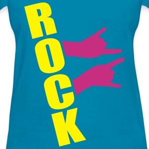 rock - Women's T-Shirt