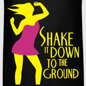 shake it down - Men's T-Shirt