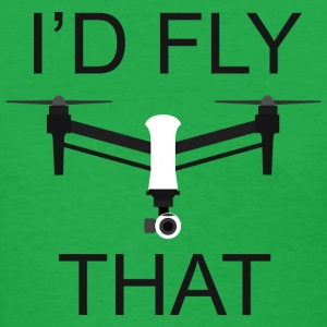 I'd Fly That T-Shirt - Women's T-Shirt