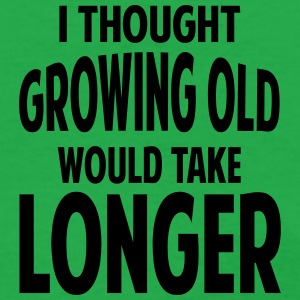 Growing Old Ladies T-Shirt - Women's T-Shirt