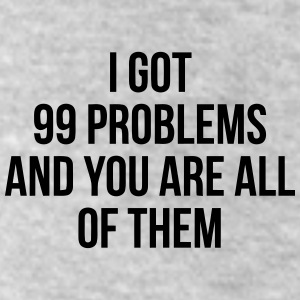 YOU ARE MY 99 Problems Bottoms - Leggings by American Apparel