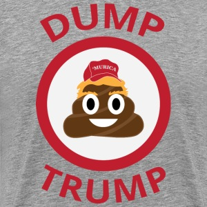 Dump Trump  - Men's Premium T-Shirt