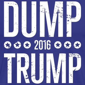 Dump Trump 2016 - Men's Premium T-Shirt