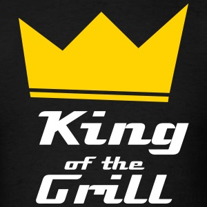 King of the Grill - Men's T-Shirt