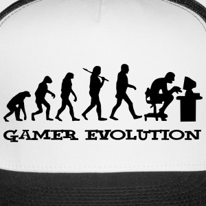 Gamer Evolution Sportswear - Trucker Cap
