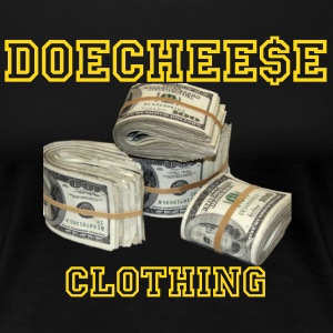 DOECHEESE BANDS WOMENS SLIM FIT SHIRT - Women's Premium T-Shirt