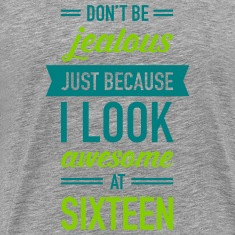 Awesome At Sixteen T-Shirts