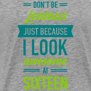 Awesome At Sixteen T-Shirts - Men's Premium T-Shirt