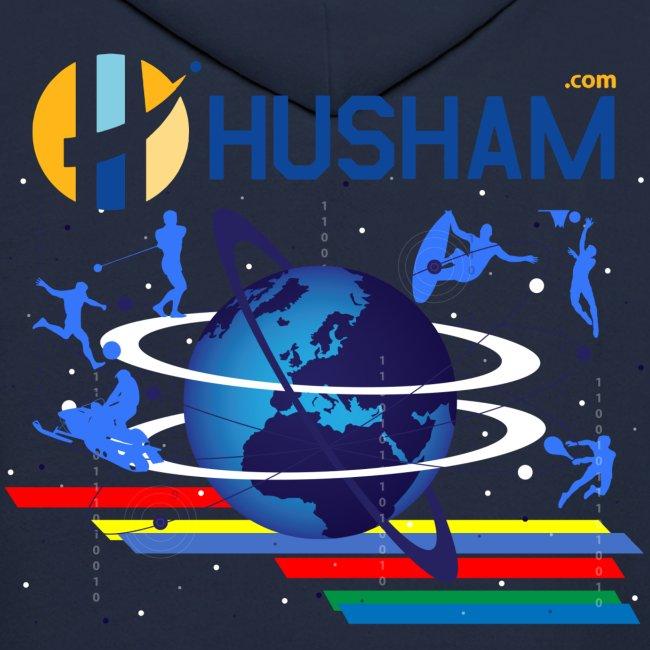 Love the husham Vlog Hoddie