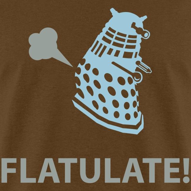Dalek - Flatulate!