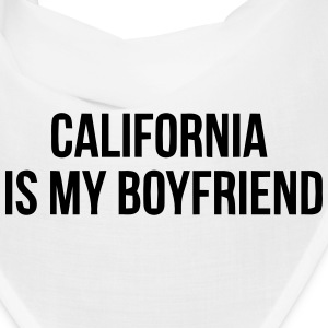 CALIFORNIA IS MY BOYFRIEND Caps - Bandana