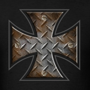iron cross.png T-Shirts - Men's T-Shirt