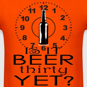 Beer Time - Men's T-Shirt