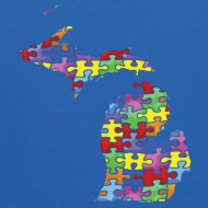 Design ~ Michigan Autism Awareness